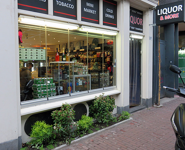 Groen in de Reguliers
